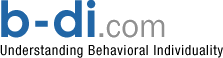 b-di.com Understanding Behavioral Individuality